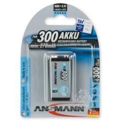 ACCU NIMH 8.4V 300 MAH MAXE