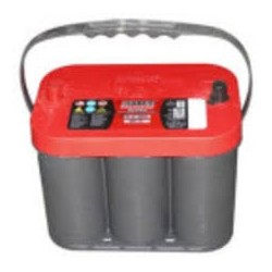BATTERIE OPTIMA ROUGE RTC 4.2 12V 50Ah 815A