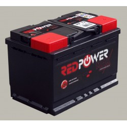 BATTERIE RED POWER 12V 72Ah L03