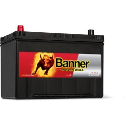 BATTERIE BANNER Power Bull 12V 95Ah 740 A
