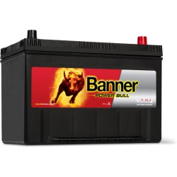 BATTERIE BANNER Power Bull12V 95AH 740 A