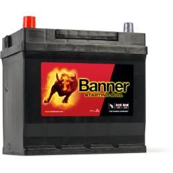 batterie banner starting bull 12v 45ah 300a 54579. Black Bedroom Furniture Sets. Home Design Ideas