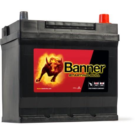 BATTERIE BANNER Starting Bull 12V 45Ah 300A 54577