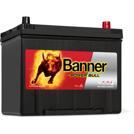 BATTERIE BANNER Power Bull 12V 70AH 600A P7029