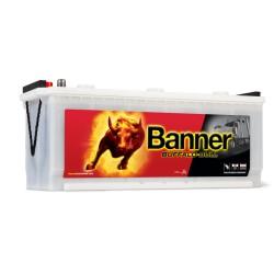 batterie banner buffalo bull 12v 140ah 760en point energy 71. Black Bedroom Furniture Sets. Home Design Ideas