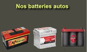 NOS BATTERIES AUTOS