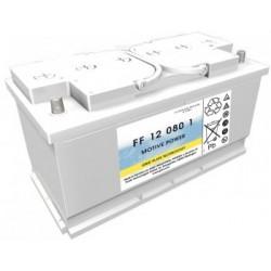 Batterie Traction Fulmen 12V 85AH.