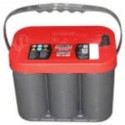 BATTERIE OPTIMA ROUGE RTC 4.2 12V 50Ah 815A 1000A