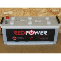 BATTERIE BANNER RED POWER 12V 140AH 760A