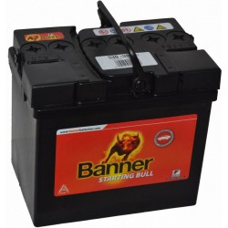 BATTERIE BANNER 12V 30Ah 300A