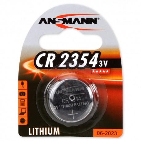 PILE LITHIUM CR2354 3V ANSMANN
