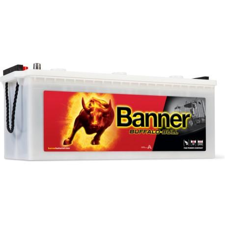 BATTERIE BANNER BUFFALO BULL 12V 180AH 950EN
