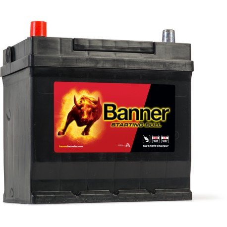 BATTERIE BANNER Starting bull 12V 45AH 300A 54579
