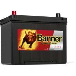 BATTERIE BANNER Power bull 12V 70AH 600A P7024