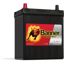 BATTERIE BANNER Power Bull P4027 12V  40Ah 330A