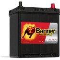 BATTERIE BANNER Power Bull P4025 12V  40Ah 330A