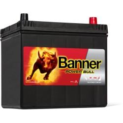 BATTERIE BANNER Power Bull 12V 60AH 510A