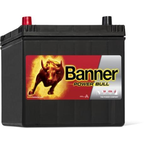 BATTERIE BANNER Power Bull P6069 12V 60AH 510A