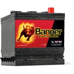 BATTERIE  BANNER 6V 66AH 360A