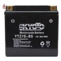BATTERIE MOTO KYOTO YTZ7S-BS 12V 6Ah 90A