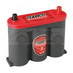 BATTERIE .OPTIMA ROUGE 6V 50ah 815A RT2.1L