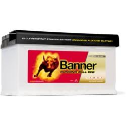 BATTERIE BANNER EFB Running Bull 80Ah 780A