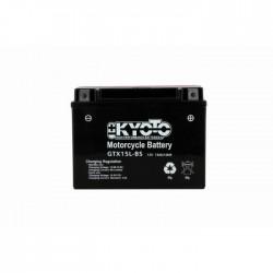 BATTERIE MOTO KYOTO YTX15L-BS
