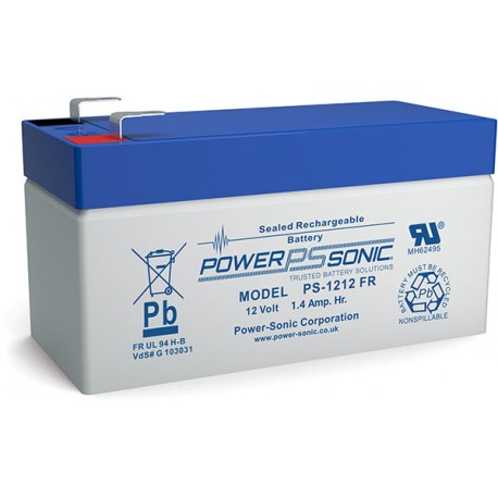 BATT.PB AGM POWERONIC 12V1.2AH V0