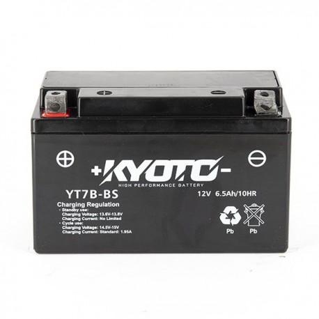 BATTERIE MOTO KYOTO YT7B-BS
