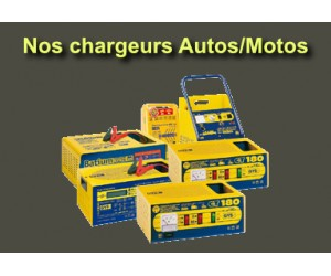 Nos Chargeurs